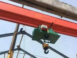 Metallurgy Overhead Crane for Sale