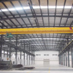 AQ-LD Electric Single Girder Overhead Crane