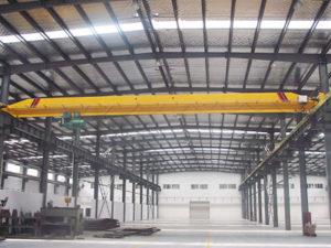 Electric Single Girder Overhead Crane for Sale