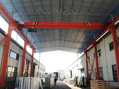 Explosion Proof Bridge Crane