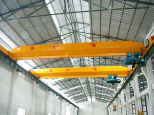 Single Girder Electric Overhead Crane