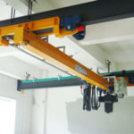 LX Single Girder Suspension Crane