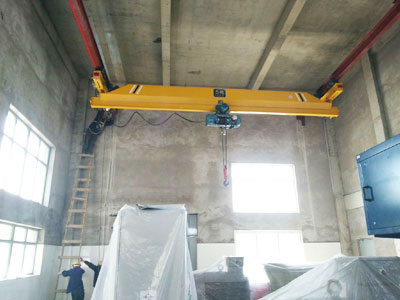 Underhung Bridge Crane for Sale