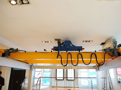 Double Girder Crane Manufacturer