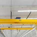 AQ-NLH European Double Girder Bridge Crane