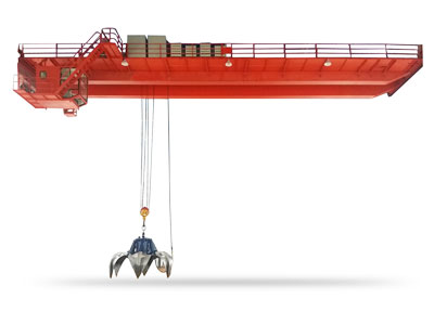 QZ Grab Bucket Crane