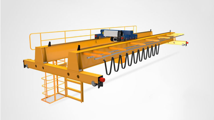 Double Girder Bridge Crane Design