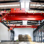 LH Electric Hoist Overhead Crane