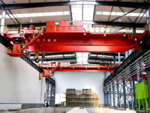 Electric Hoist Overhead Crane