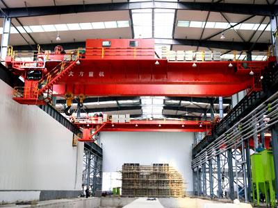 Electric Hoist Overhead Crane