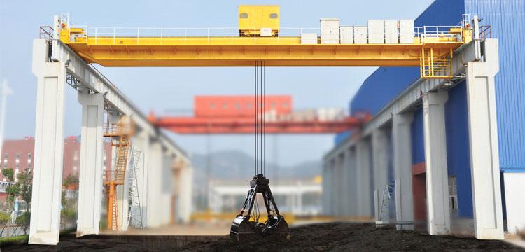 Quality Grab Overhead Crane