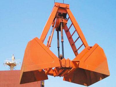 Overhead Crane Grab Bucket
