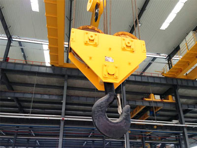 Double Girder Overhead Crane Hook