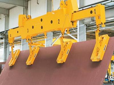 Overhead Magnetic Crane