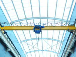 Single Girder Overhead Crane Price