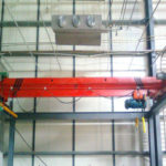 AQ-LDY Single Girder Foundry Crane