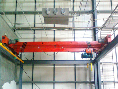 LDY Single Girder Foundry Crane