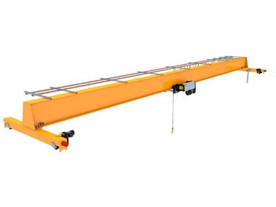 European Standard Single Girder Crane