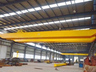 10t Double Girder Overhead Crane