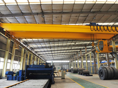 20 Ton Overhead Crane - Reliable Overhead Crane Manufacturer