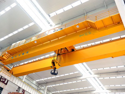 Double Girder Travelling Crane
