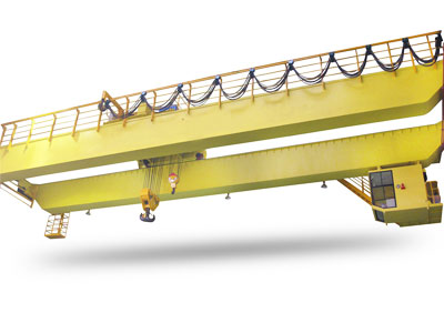 Double Girder EOT Crane for Sale