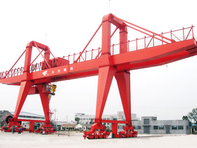 Large Gantry Crane Price