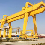 AQ-MG Double Girder Gantry Crane