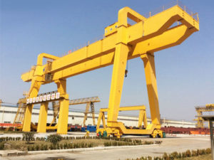 Double Girder Gantry Crane for Sale