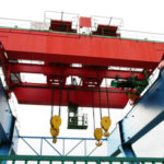 QE Double Trolley Overhead Crane