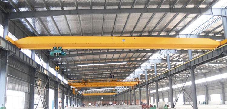 Single Beam Hoist Overhead Crane