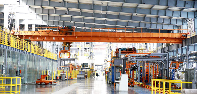 Specially Designed Overhead Travelling Crane