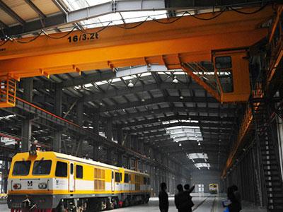 Overhead Traveling Crane Manufacturer