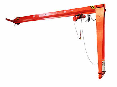 Semi Gantry Crane 5t for Sale