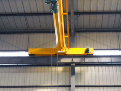 Single Girder Crane End Beam