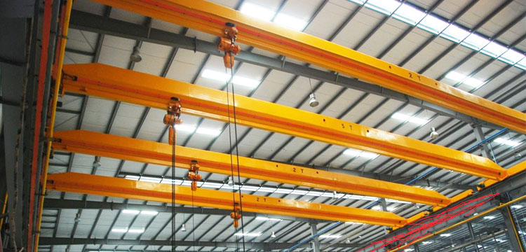 Single Girder Electric Overhead Traveling Crane