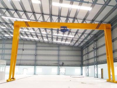 5 Ton Gantry Crane Manufacturer