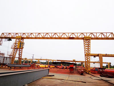 5 Ton Truss Gantry Crane