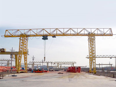 Truss Gantry Crane Manufacturer