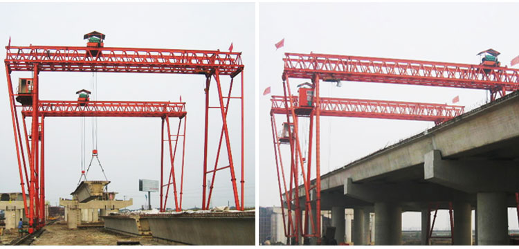 Truss Gantry Cranes for Sale