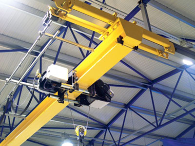 European Standard Overhead Crane Supplier