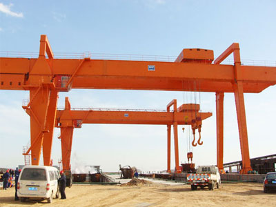 U Type Gantry Crane for Sale