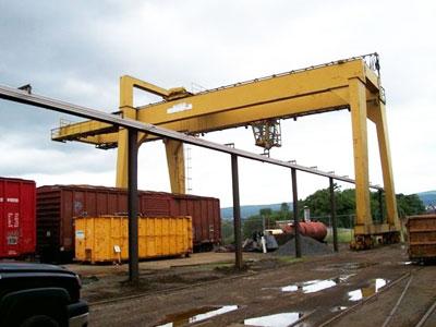 Quality Double Girder Gantry Crane Manufacturer