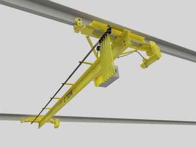Underhung EOT Crane for Sale