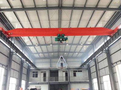 Grab Overhead Crane