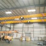 Remote Control Overhead Crane