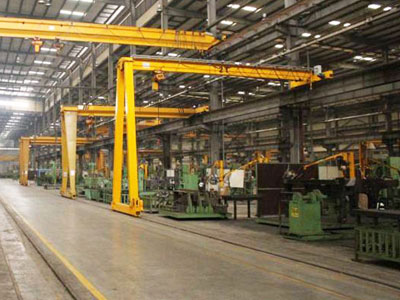 3t Semi Gantry Crane Price