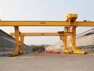 Single Girder L Type Gantry Crane