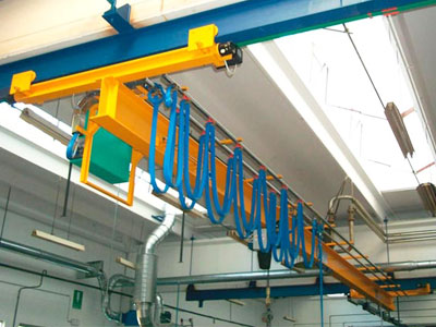 Single Beam Underhung Bridge Crane