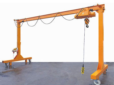 Small Mobile Gantry Crane Sales